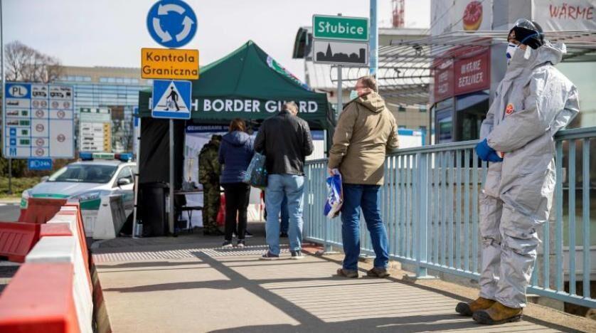خبرنگاران آلمان در مبارزه با کرونا جا پای کره جنوبی می گذارد