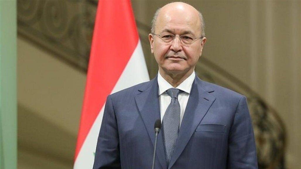 خبرنگاران برهم صالح: عراق شاهد افزایش مبتلایان به کروناست