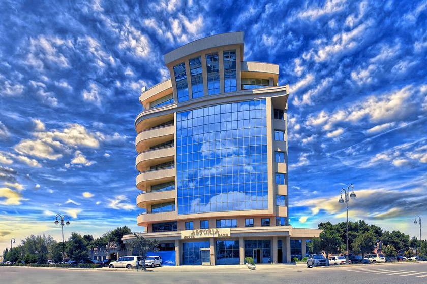 هتل های لوکس باکو ؛ جمهوری آذربایجان