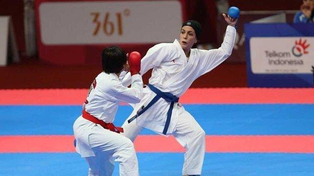 رقابت های کاراته کسب سهمیه المپیک باز هم لغو شد