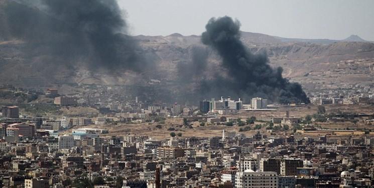 کشته شدن سه غیرنظامی در حملات ائتلاف سعودی به صعده