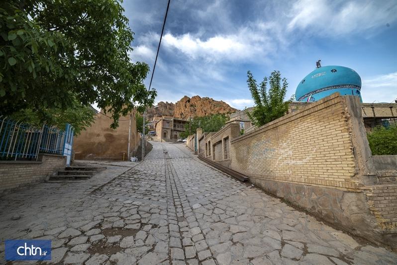 بازسازی بافت تاریخی روستای روئین در خراسان شمالی از سر گرفته شد