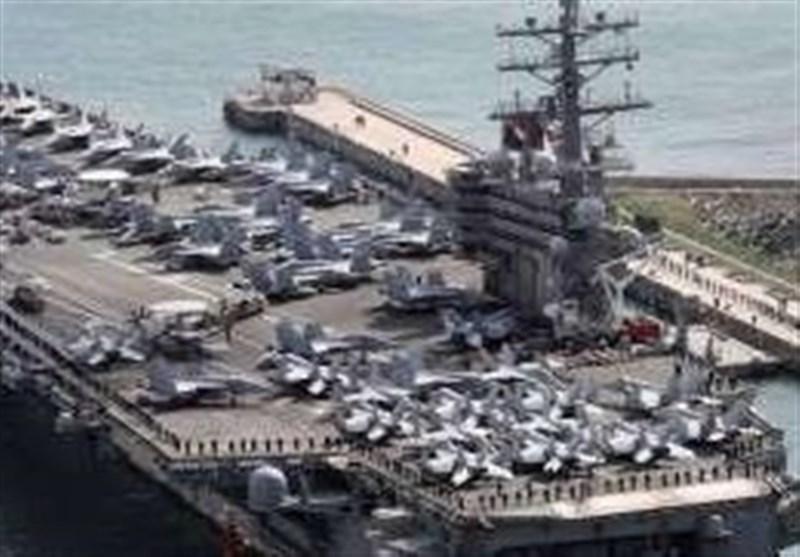 وزیر موقت نیروی دریایی آمریکا استعفا کرد