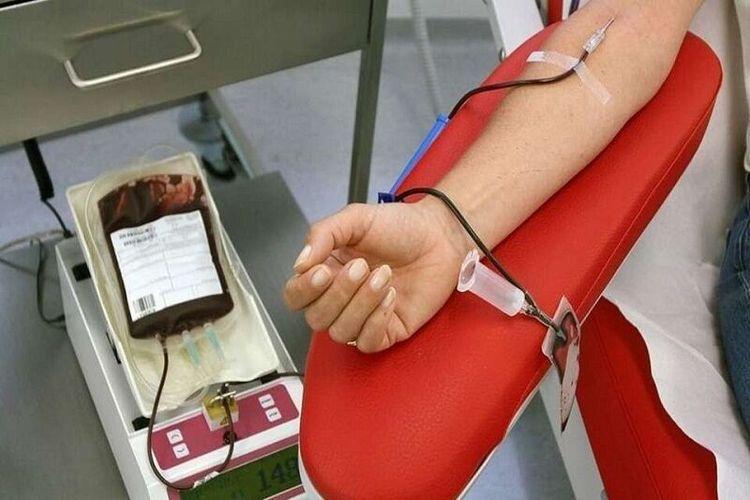 ویروس کرونا با اهدای خون منتقل نمی شود