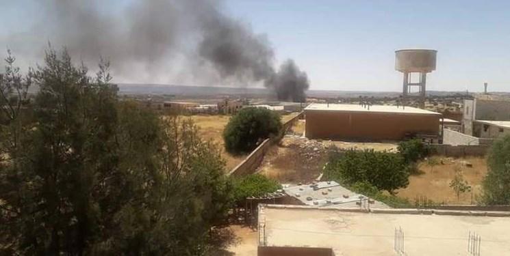 لیبی ، حمله موشکی نیروهای حفتر به فرودگاه طرابلس