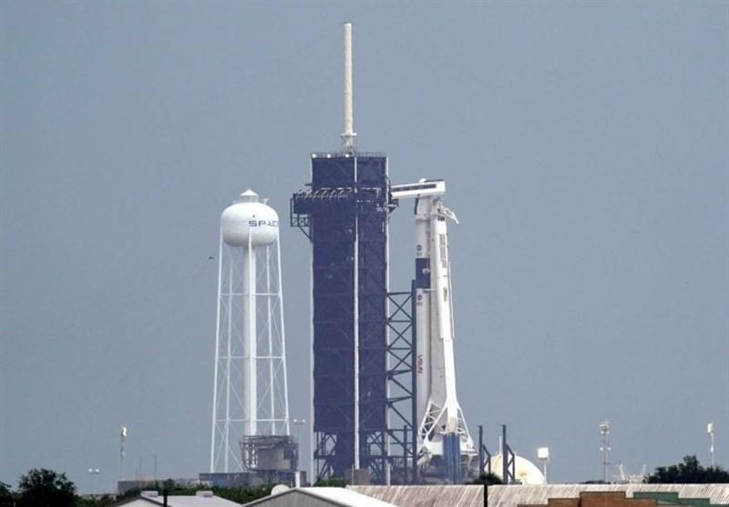 پرتاپ فضاپیمای آمریکایی به ایستگاه فضایی بین المللی