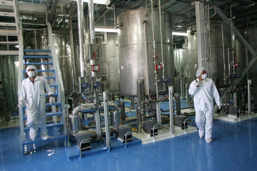 آژانس انرژی اتمی: ذخیره اورانیوم ایران از حد مجاز تجاوز کرده است