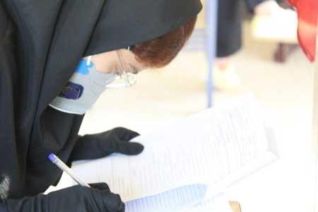 مهمان شدن دانش آموزان در امتحانات بلامانع است