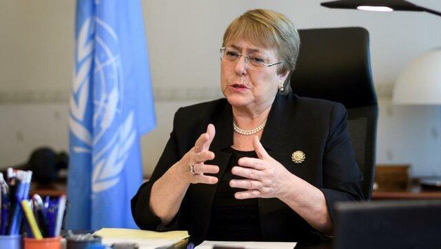 چین، کمیسیونر حقوق بشر سازمان ملل را به نقض منشور سازمان متهم کرد