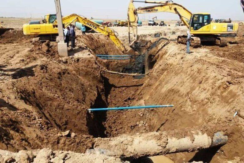 خبرنگاران آب 10 روستای خسارت دیده از سیل شیروان وصل شد
