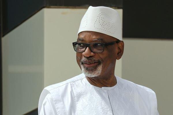 رئیس جمهور مالی از مقام خود استعفا داد