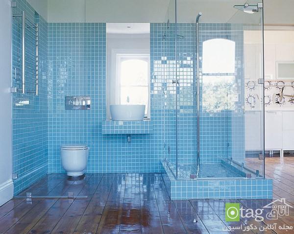 مدل های جدید دکوراسیون حمام ، طراحی داخلی شیک و زیبا