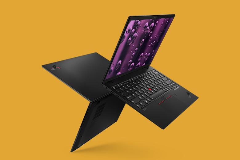 لنوو از سبک ترین لپ تاپ خود برای کار در خانه و ویدئو کنفرانس رونمایی کرد