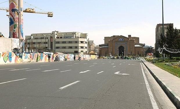 شرایط مثبت ترافیکی در موضوع اصلاح هندسی میدان امام خمینی