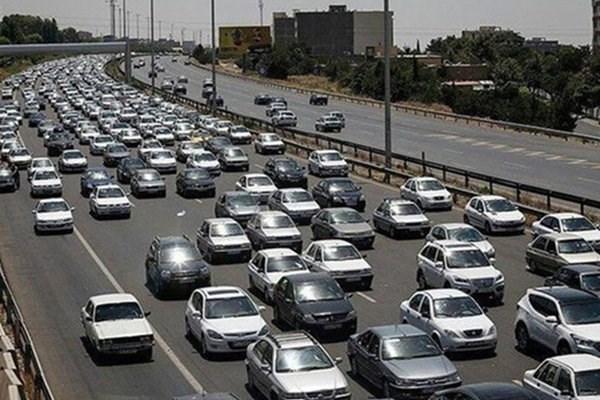 آخرین شرایط راه های کشور در روز یکشنبه 16 شهریور