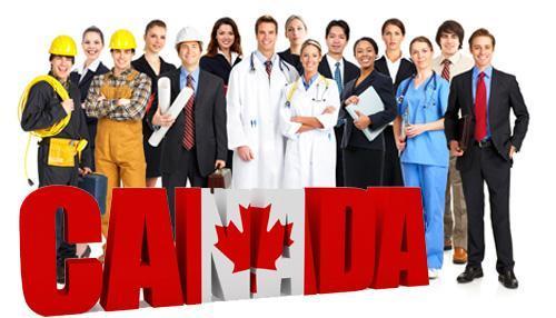 آشنایی با کار در کانادا