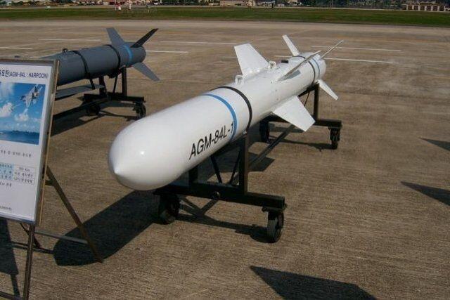 وزارت خارجه آمریکا از فروش 135 موشک نقطه زن به تایوان اطلاع داد