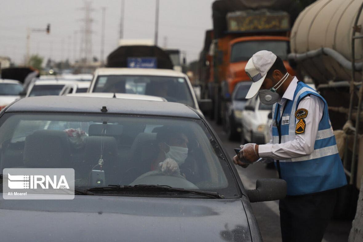 خبرنگاران معاون استاندار کرمان از محدودیت های جدید ترافیکی در این استان اطلاع داد