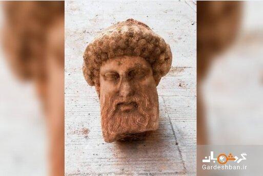 کشف مجسمه باستانی هِرمس در یونان
