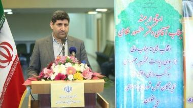 دکترهاشمی از رئیس جمهور و جامعه دانشگاهی کشور تقدیر کرد