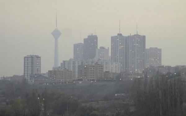 احتمال تعطیلی 2 روزه تهران ، پیش بینی آلودگی شدید هوا در کلانشهرهای کشور