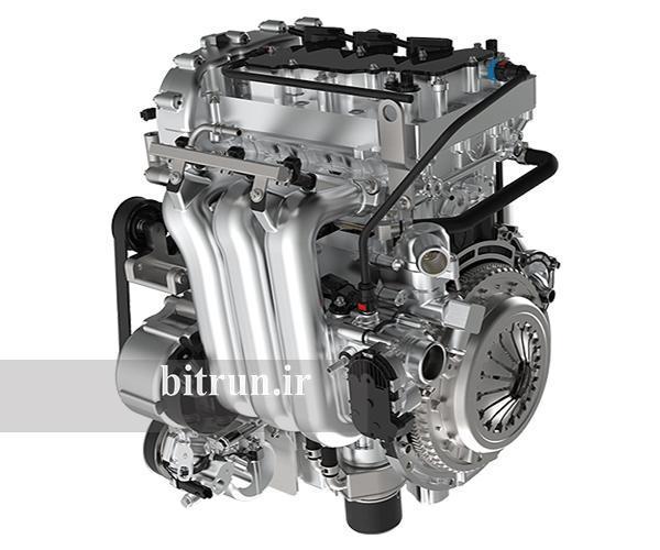 موتور سه سیلندر یک لیتری ایران خودرو چیست؟ ، همراه مشخصات کامل فنی