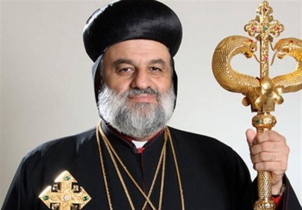 سوریه، اسقف اعظم انطاکیه: بایدن تحریم های ظالمانه علیه سوریه را لغو کند