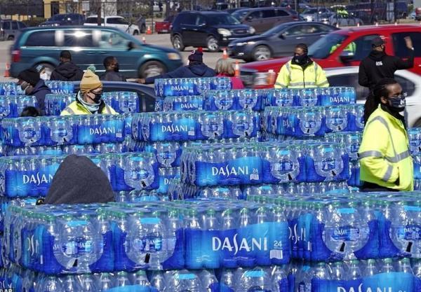 ادامه مسائل برای تامین آب آشامیدنی سالم ایالت تگزاس آمریکا