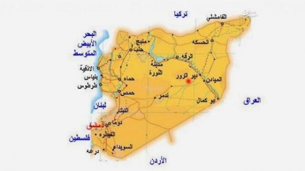 روسیه کنترل دو میدان گازی و نفتی در سوریه را در اختیار گرفت