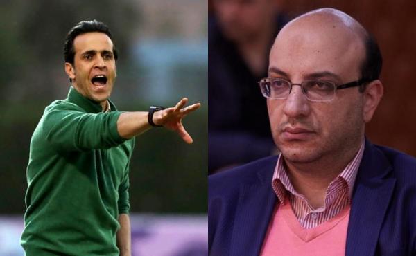 واکنش علی کریمی به صحبت های مهدی علی نژاد؛ ورزش ما دست چه کسانی است؟