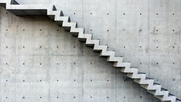 شمشیری پله چیست؟ از شایع ترین معضل ساختمان جلوگیری کنیم!