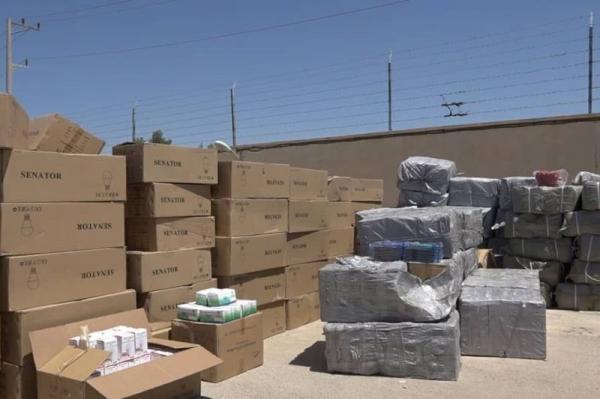 خبرنگاران کشف کالای قاچاق در کردستان 57 درصد افزایش یافت