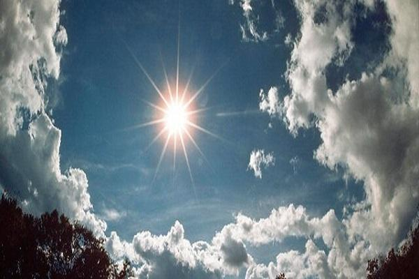 جوی آرام در آسمان اغلب مناطق کشور