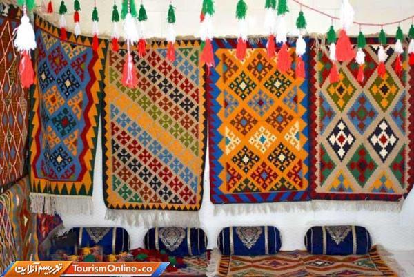طرح های صنایع دستی در روستاهای کردستان تسهیلات دریافت می نمایند