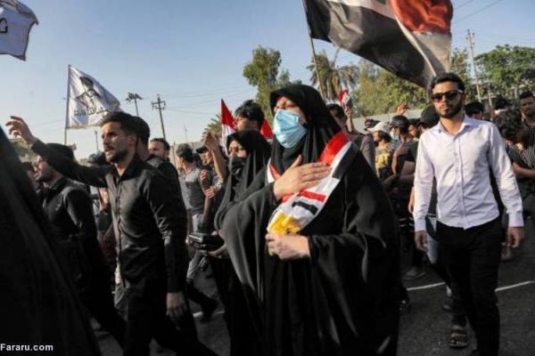 (تصاویر) تشییع پیکر ایهاب الوزنی