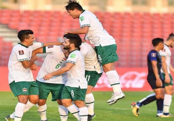 انتخابی جام جهانی 2022، پیروزی خفیف عراق برابر هنگ کنگ، تداوم صدرنشینی شاگردان کاتانتس