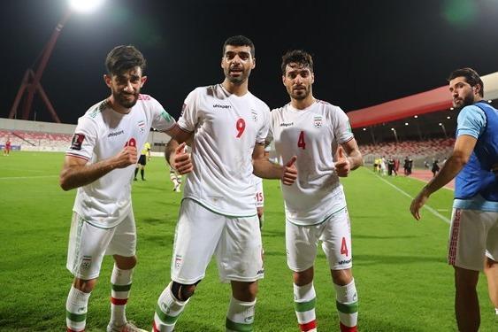 جدول تیم های دوم مقدماتی جام جهانی، تیم ملی پس از لبنان در رده دوم