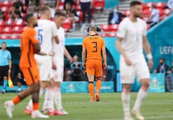 یورو 2020، نگاه آماری به چگونگی حذف هلند توسط چک، وداع با جام شانزدهم بدون شوت در چارچوب