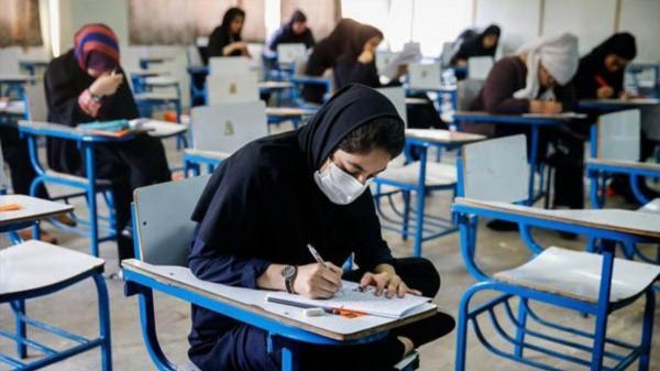 پایان امتحانات حضوری دانش آموزان پایه های نهم و دوازدهم