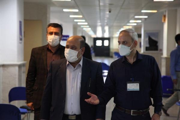 بازدید معاون استاندار آذربایجان غربی از کنکور 1400 در ارومیه