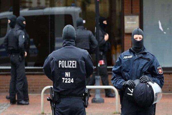 بر اثر تیراندازی در برلین چهار نفر زخمی شدند
