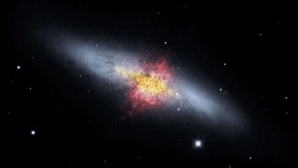 کشف قدیمی ترین طوفان سیاهچاله ای ابرپرجرم