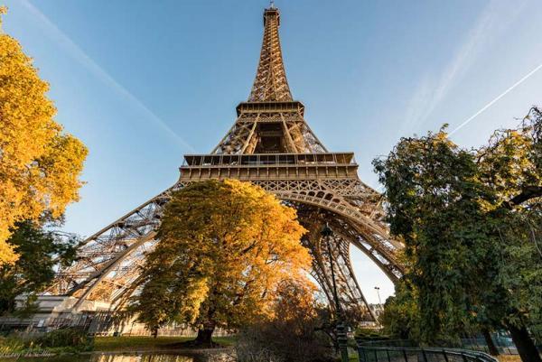 برترین زمان برای سفر به پاریس، عکس