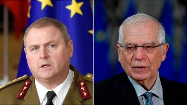 50 نماینده اروپا: بورل به علت سفر حقارت بار به مسکو استعفا دهد