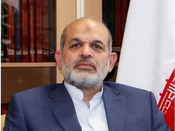 وزیر کشور وارد سیستان و بلوچستان شد
